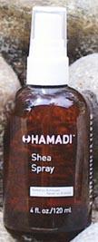 Shea Spray