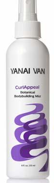 CurlAppeal Botanical Bodybuilding Mist