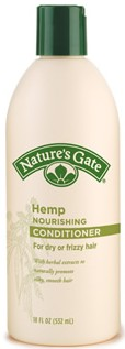 Hemp Nourishing Conditioner for Dry or Frizzy Hair