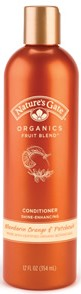 Organics Mandarin Orange & Patchouli Shine-Enhancing Conditioner