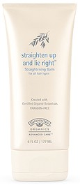 Straighten Up and Lie Right Straightening Balm