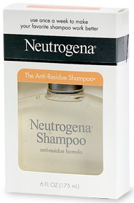 Anti-Residue Shampoo
