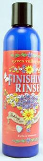 Finishing Rinse