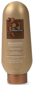 Expressions Color Enhancing Conditioner, Nutmeg to Dark Chocolate
