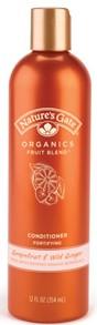 Organic Grapefruit + Wild Ginger Conditioner