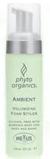 Phyto Organics Ambient Volumizing Foam Styler