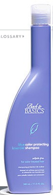 Blue Lavender Color Protect Shampoo, Sulfate Free For Color Treated Hair