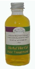 Herbal Hot Oil Hair Treatment