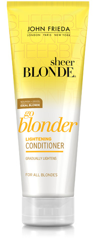 Sheer Blonde Go Blonder Lightening Conditioner with Citrus and Chamomile