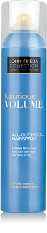 Luxurious Volume All-Out Hold Hairspray