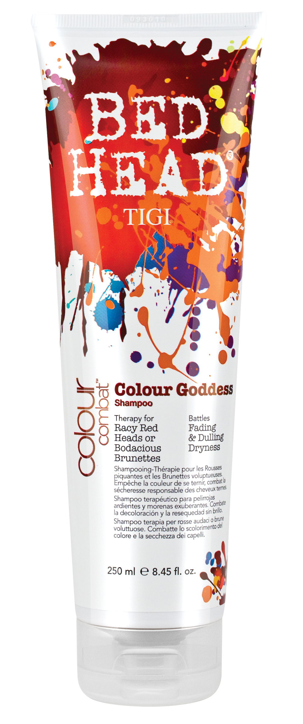 Bed Head Colour Combat Colour Goddess Shampoo