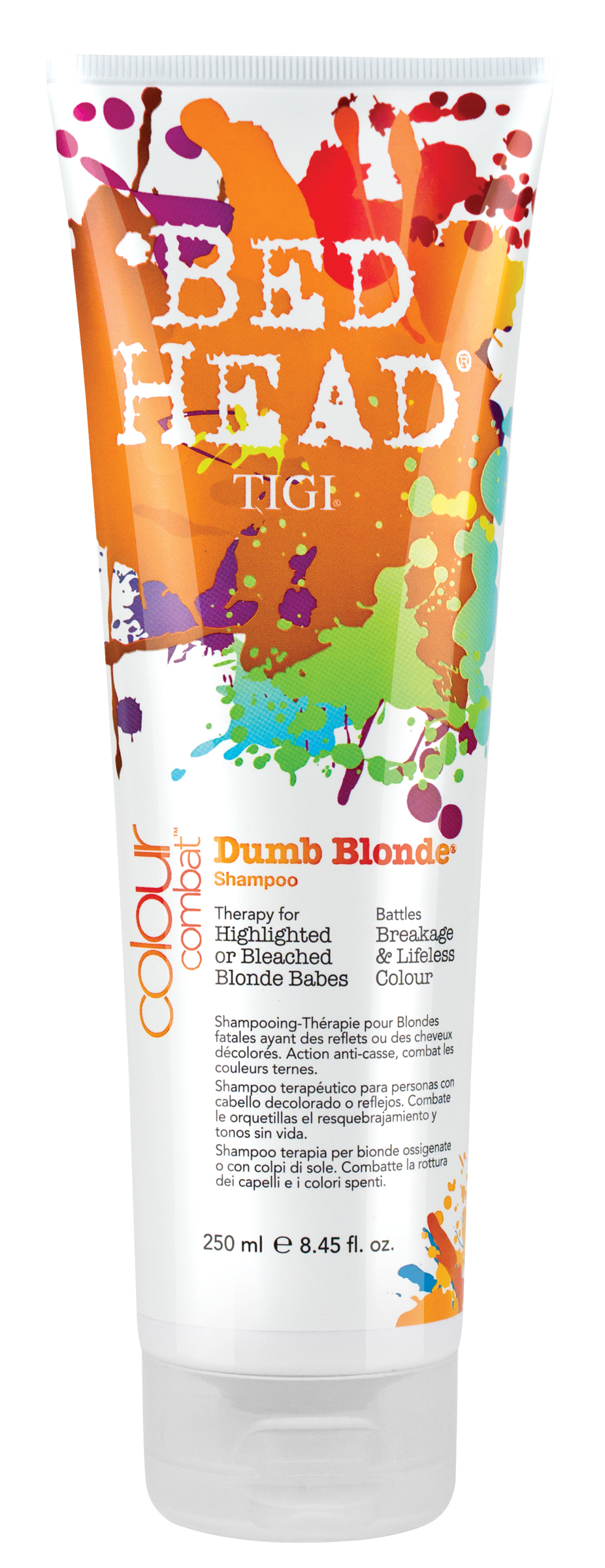 Bed Head Colour Combat Dumb Blonde Shampoo