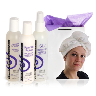 Luxury Hair Repair Kit