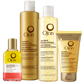 Ojon™ Rare Blend Curly Hair Regimen