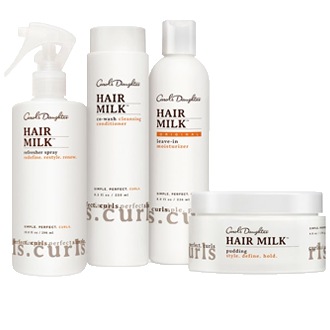 Hair Milk Set