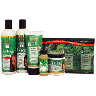 T-Tree Hair Repair Kit for 2