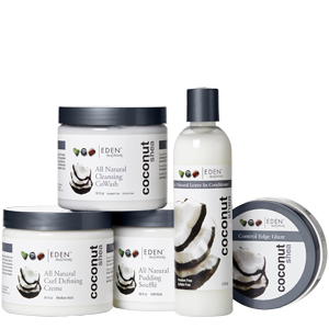Coconut Shea Moisturizing Kit