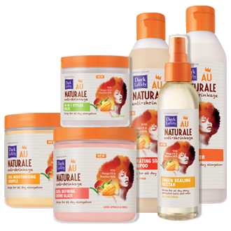 NEW Dark and Lovely Au Naturale Anti-Shrinkage Line