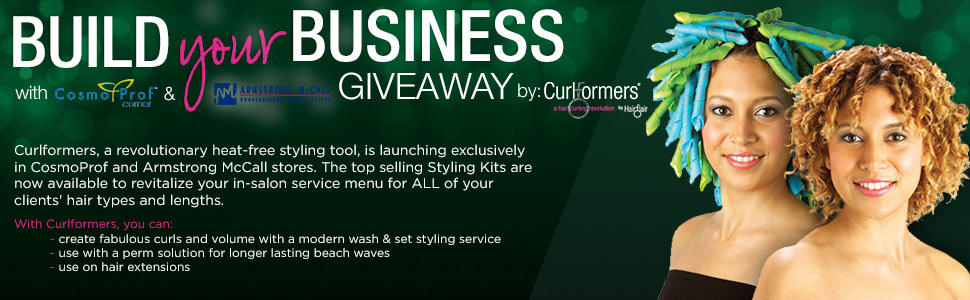 Curlformers Build Your Business with BSG