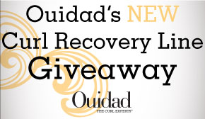 Ouidad Curl Recovery Giveaway