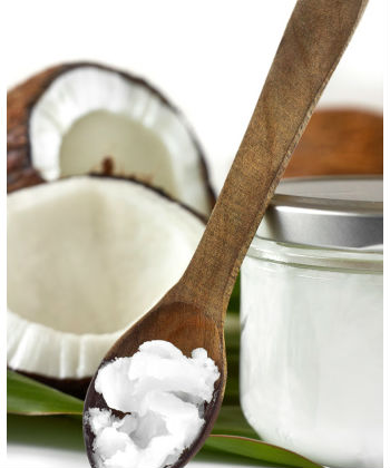 how to get rid of coconut oil in hair