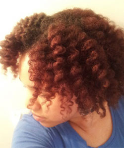 Jeannine's Curly Hair Journey