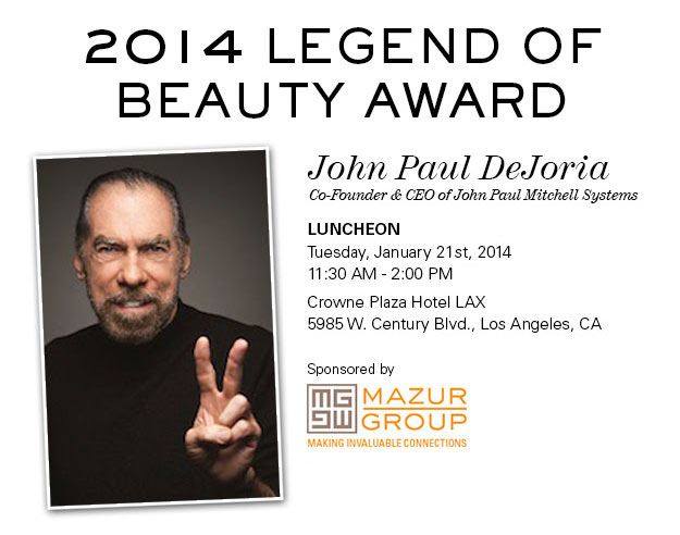 Beauty Industry West's Legend of Beauty Luncheon