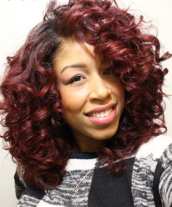 MoKnowsHair Finger Coil Curls