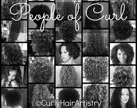 Curly Hair Artistry