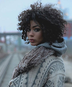 How to Protect Your Curls From a Polar Vortex