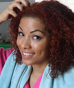 Video: Curly Wash and Go Routine