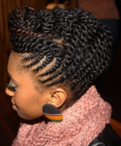 How to Go Natural, Without the Big Chop