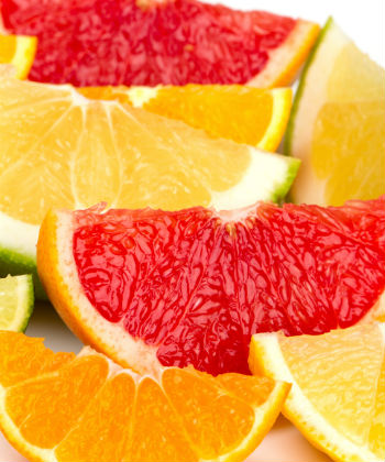 citrus fruits help hair growth