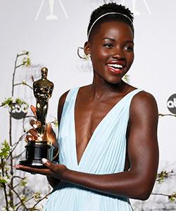 Best Oscars Hair Goes to... Lupita Nyong'o