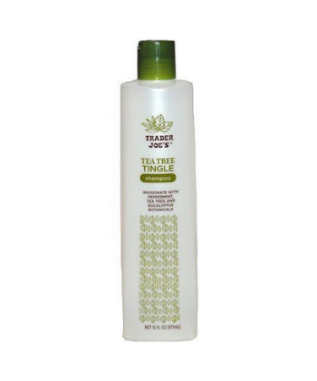 Trader Joe's Tea Tree Shampoo