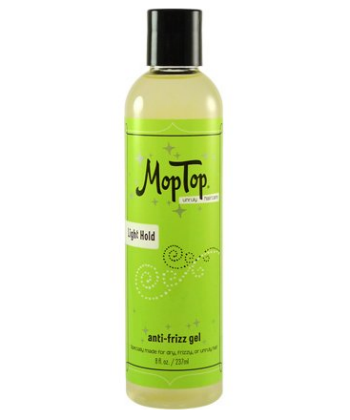 Mop Top Light Hold Anti Frizz Gel