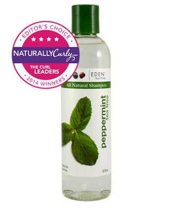 Eden Bodyworks Tea Tree Shampoo