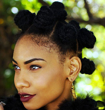 21 Most Popular Natural Hair Styles