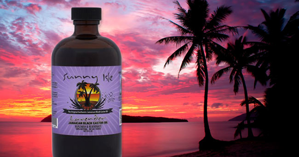 What can Jamaican black castor oil do for wavy, curly and kinky hair types?
