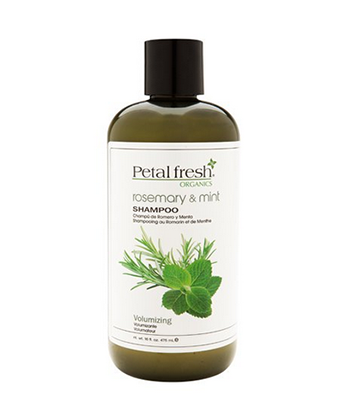 petal fresh rosemary and mint shampoo