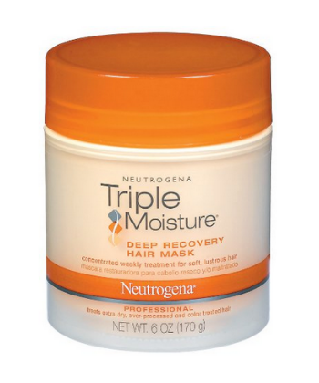 neutrogena triple moisture deep protein mask
