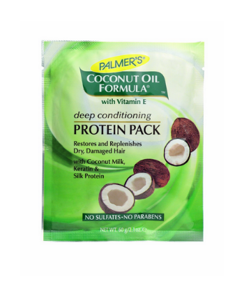 palmer's coconut oil deep conditioner protein pack