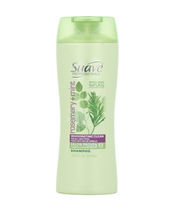Suave Rosemary and Mint Shampoo