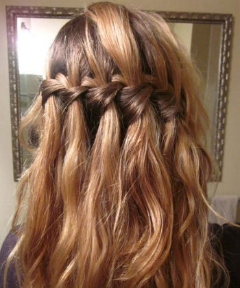 ladder braids