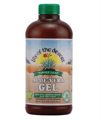 lily whole gel