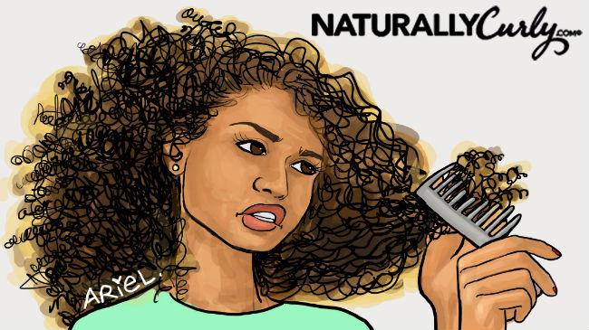 Hair Detangling : Next Article: