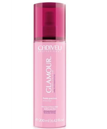 cadivue glamour precious fluid for hair