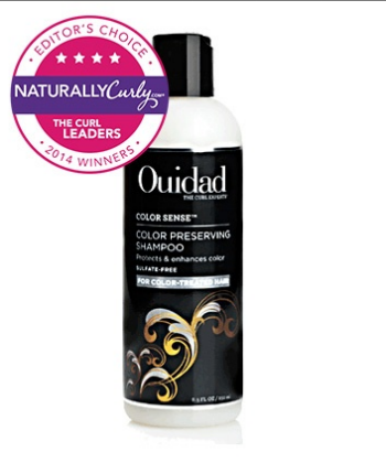 editors choice winner ouidad color preserving shampoo