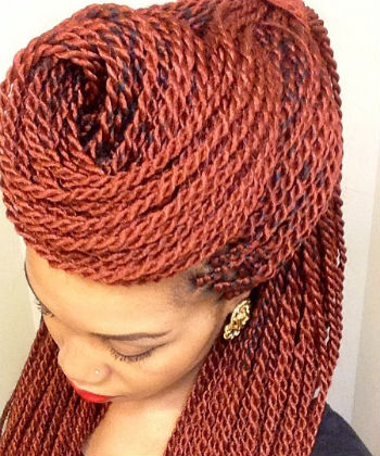 senegalese twist with color search results hairstyle