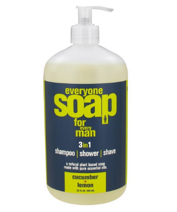 every soap for man with cucumber